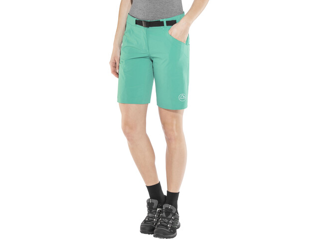 La Sportiva Acme - Pantalones cortos Mujer - Turquesa